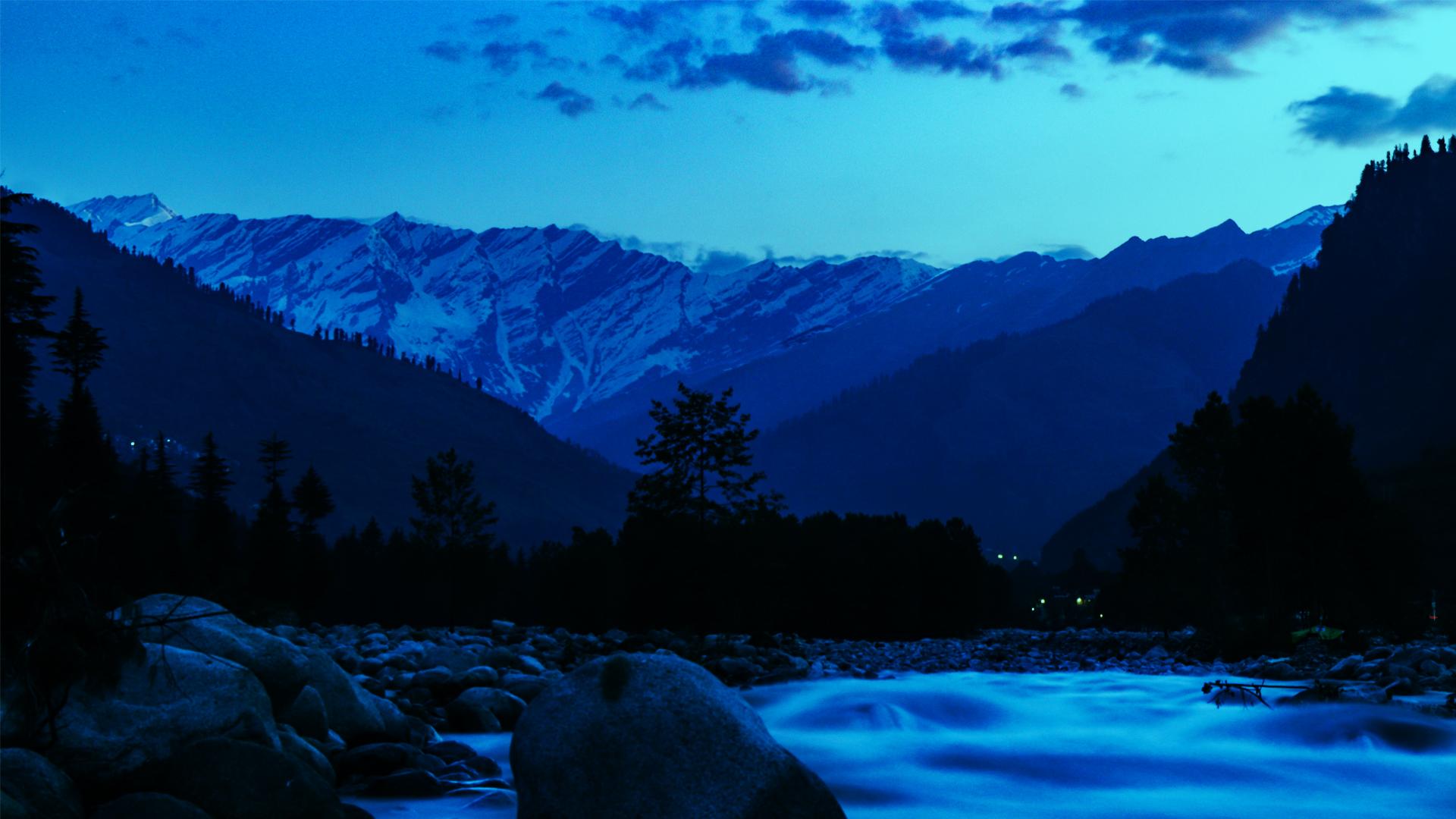 Shimla-Kullu-Manali