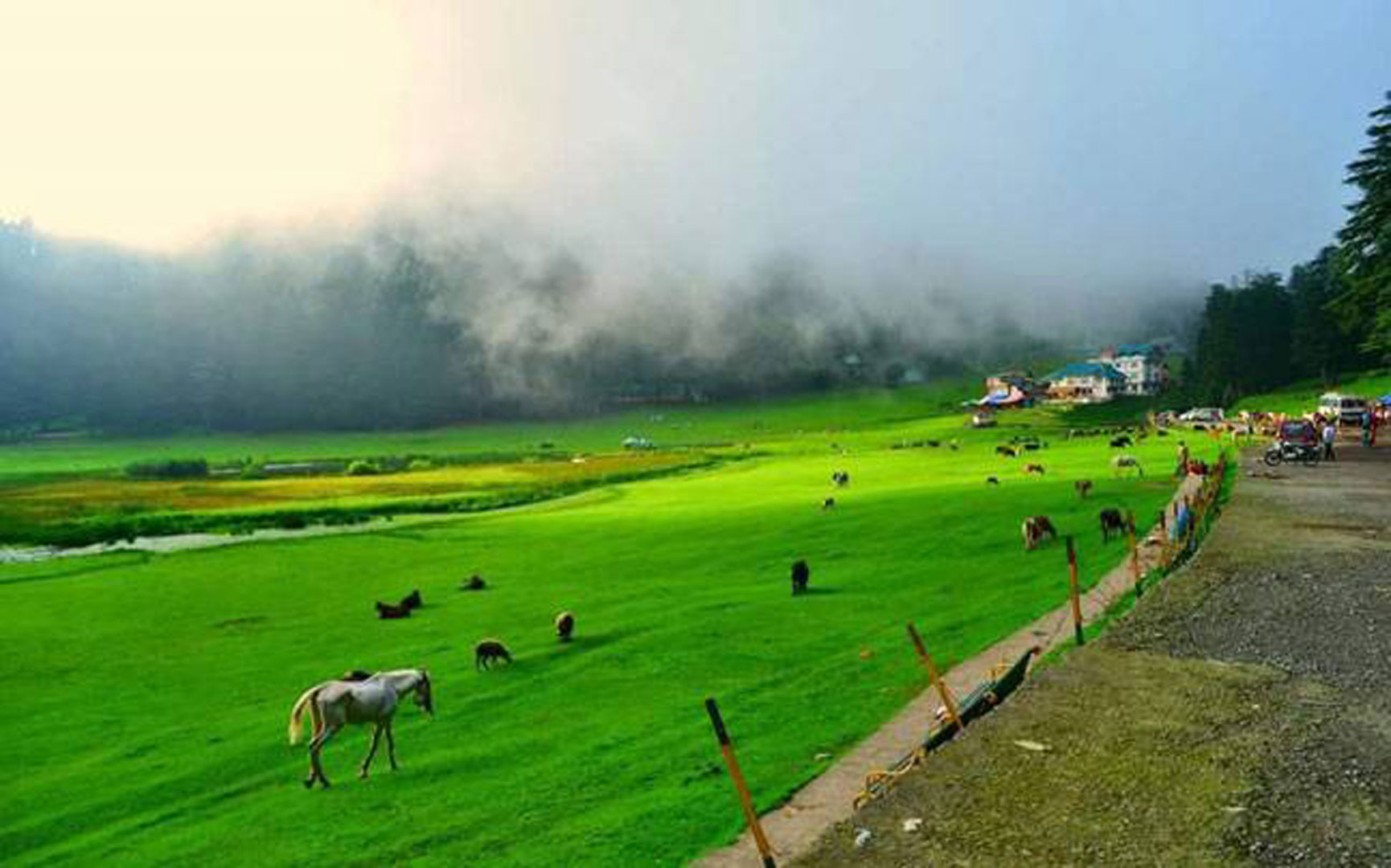 Chandigarh to Dalhousie Tour