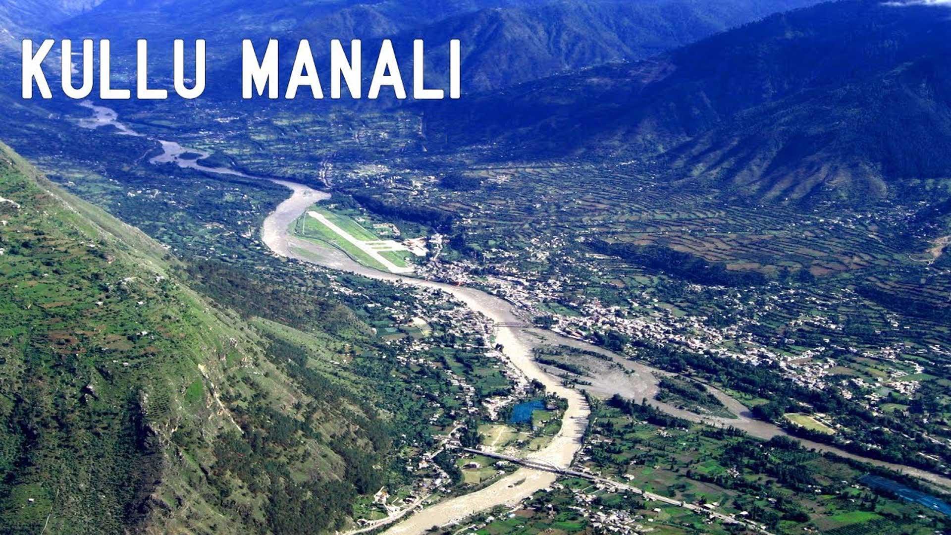 Delhi- Manali- Manikaran- Delhi 5 Days Tour