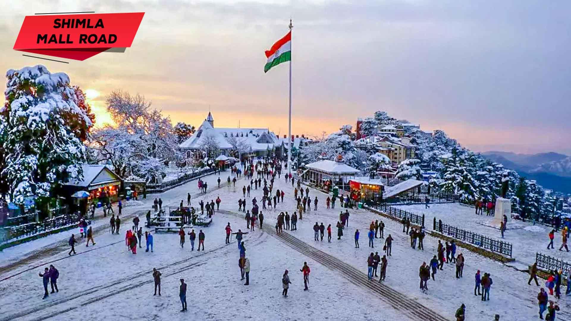 Delhi to Shimla Tour