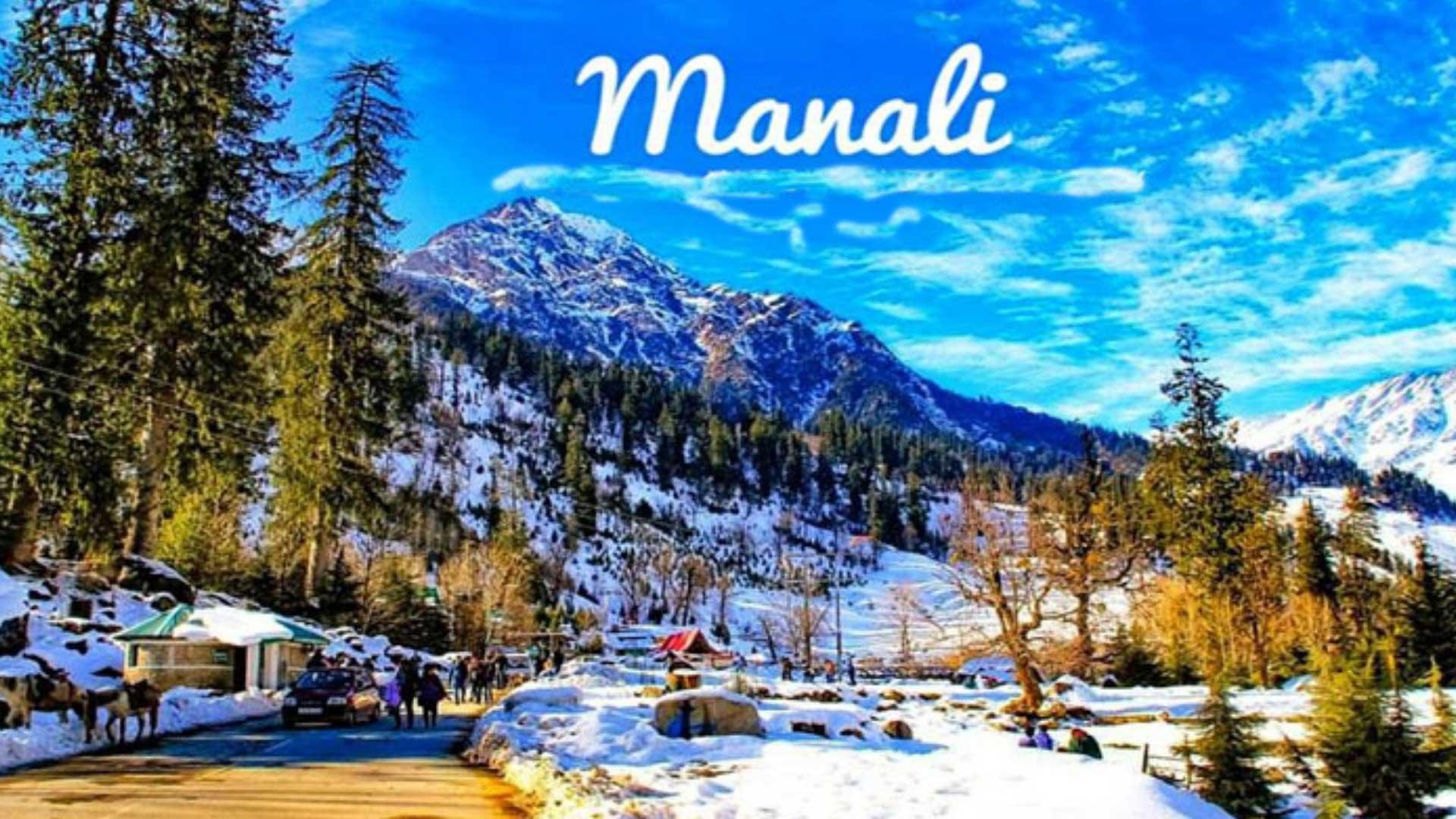 Delhi - Manali 06 Days